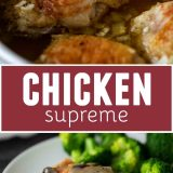 Chicken Supreme Recipe