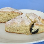 Lemon Nutmeg Scones on Taste and Tell