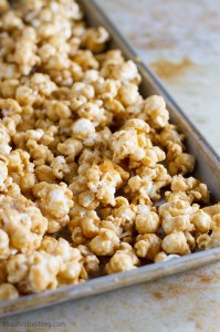 Recipe for Caramel Corn