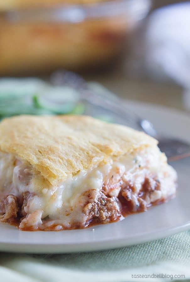 Mock Lasagna Recipe
