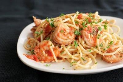 Guest Post – Fra Diavolo Shrimp