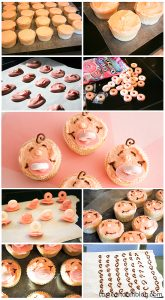 Baby Shower Cupcakes How To on www.tasteandtellblog.com