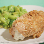 Garlic Cheese Chicken Rollups | www.tasteandtellblog.com