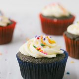 Eggless Chocolate Cupcakes | Taste and Tell
