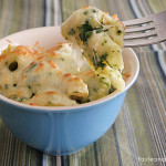 Spinach and Artichoke Tortellini Bake