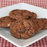 Black Forest Cookies | www.tasteandtellblog.com