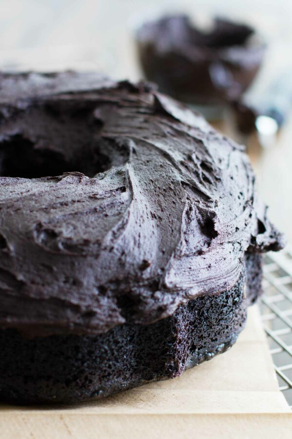 How to make a Root Beer Bundt Cake