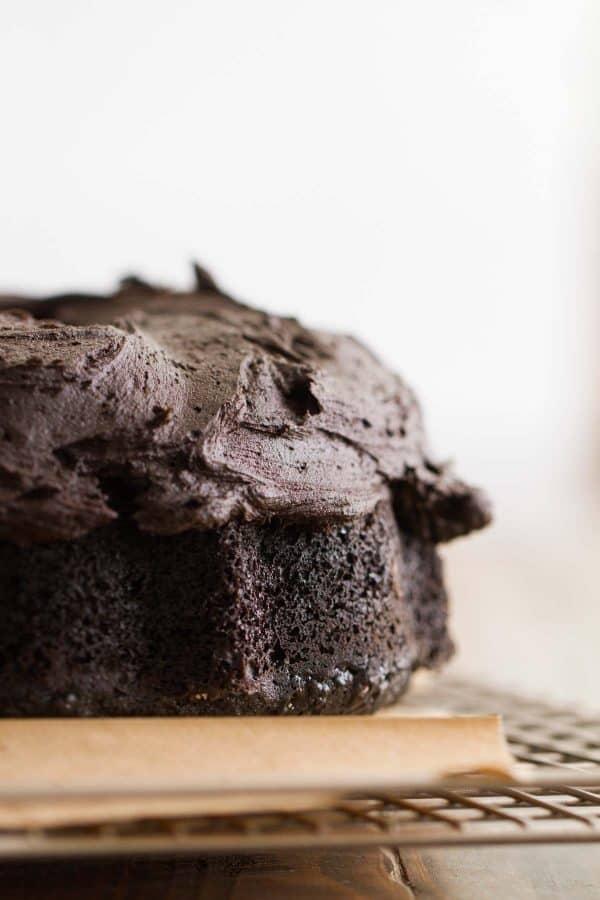 Root Beer Bundt Cake