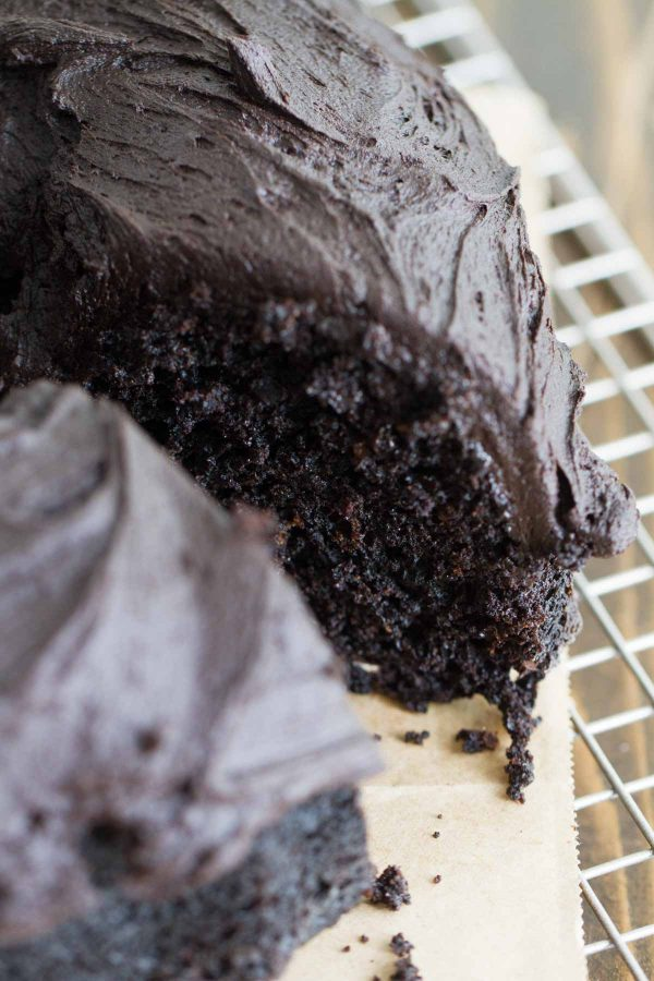 Root Beer Bundt Cake - Dark Chocolate Bundt Cake