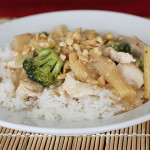 Cookbook of the Month Recipe – Corrie's Thai-Style Chicken and Veggies