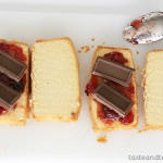Grilled Chocolate Sandwiches | www.tasteandtellblog.com