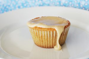 Brown Sugar Pound Cakes with Brown Butter Icing | www.tasteandtellblog.com