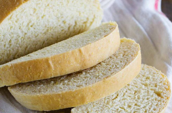 Polenta Bread Recipe