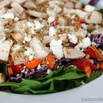 Salad de Colores | www.tasteandtellblog.com