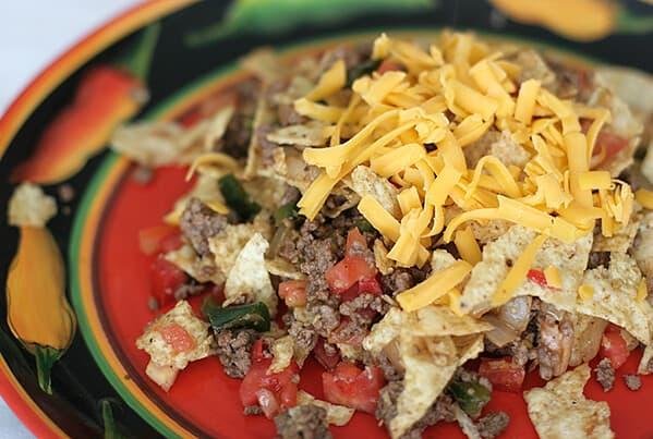 Beefy Tex-Mex Stir Fry | www.tasteandtellblog.com