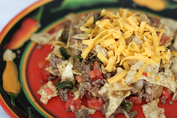 Beefy Tex-Mex Stir Fry   www.tasteandtellblog.com
