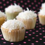 Coconut Snowball Cupcakes | www.tasteandtellblog.com