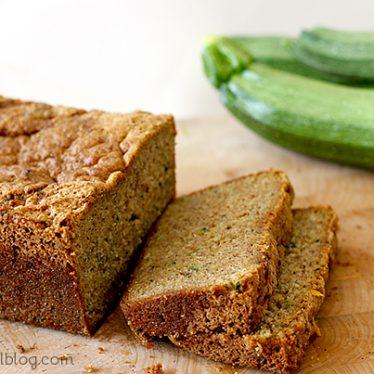 Zucchini Bread | www.tasteandtellblog.com
