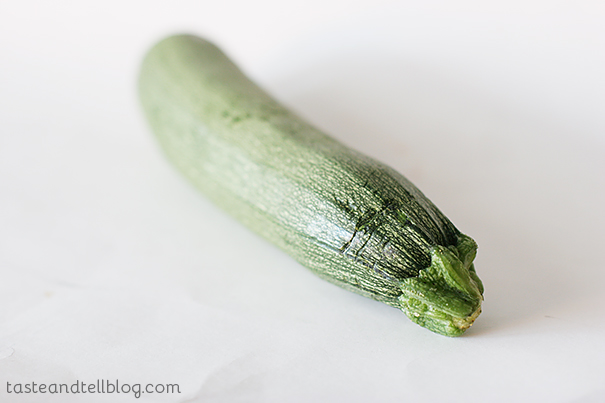 Zucchini | www.tasteandtellblog.com