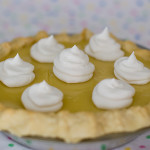 Cookbook of the Month Recipe – Banana Cream Pie