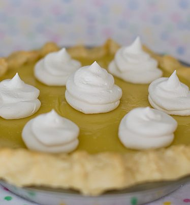Banana Cream Pie | www.tasteandtellblog.com