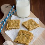 Butterscotch Bars | www.tasteandtellblog.com #recipe