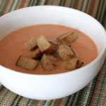 Cream of Tomato Soup | www.tasteandtellblog.com