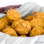 Pumpkin Muffins | www.tasteandtellblog.com