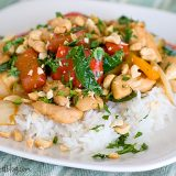 Recipe Rewind – Spicy Thai Chicken