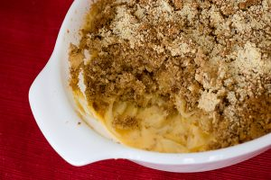 Genuine Homemade Mac and Cheese | www.tasteandtellblog.com