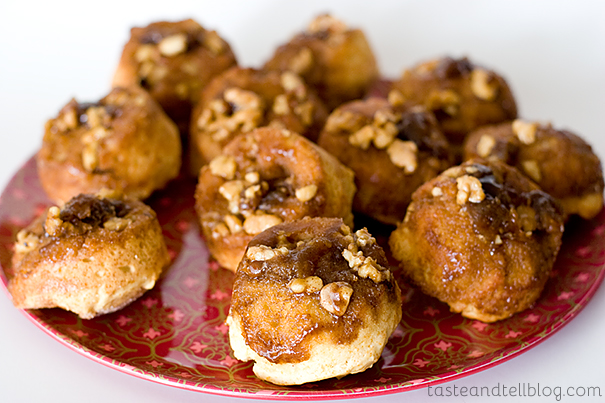 Cookbook of the Month Recipe – Orange-Honey Sticky Bun Muffins