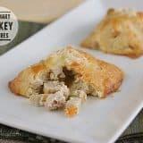 Rosemary Turkey Squares | www.tasteandtellblog.com #recipe #turkey