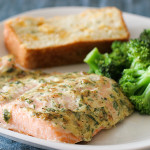 Amazingly Moist Salmon on Taste and Tell