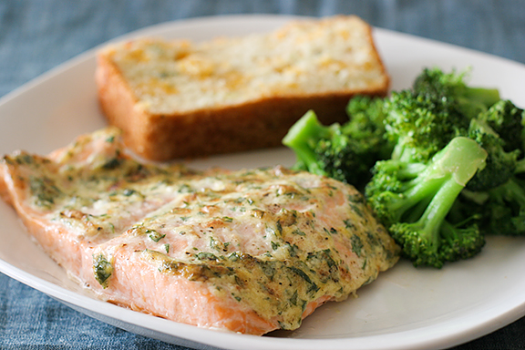 Amazingly Moist Salmon