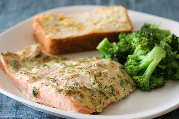 Amazingly Moist Salmon on Taste and Tell