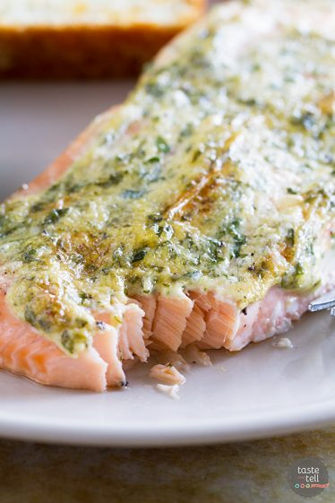 A delicious salmon dinner is less than 20 minutes away! This Amazingly Moist Salmon is just that - a moist, flavorful salmon recipe that is as easy as can be.