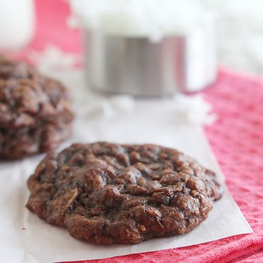 Easy Brownie Coconut Macaroon Recipe