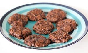 Brownie Macaroons | www.tasteandtellblog.com