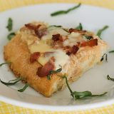 Clam and Foccacia | www.tasteandtellblog.com