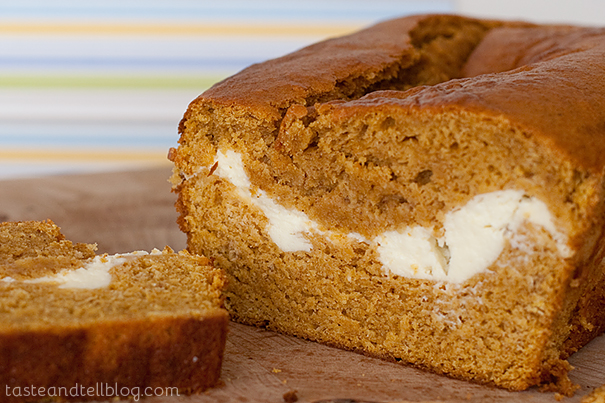 Cookbook of the Month Recipe – Layered Pumpkin Loaf
