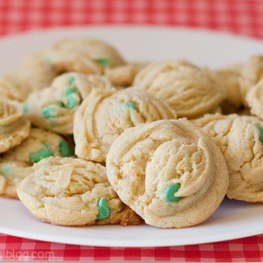 Pudding Cookies   www.tasteandtellblog.com