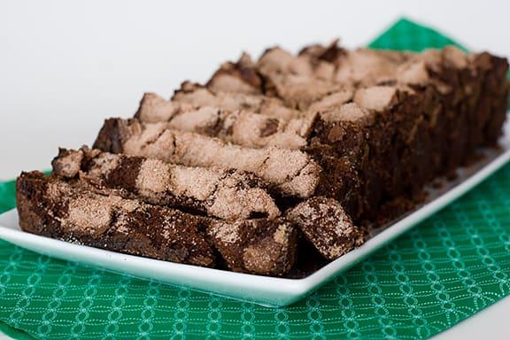 Chocolate Cinnamon Bread {Countdown to Christmas – Day 7}