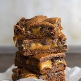 How to Make Caramel Brownies