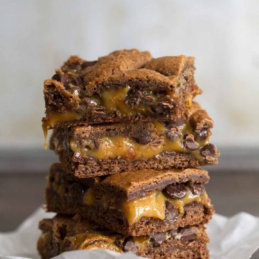 How to Make Caramel Brownies