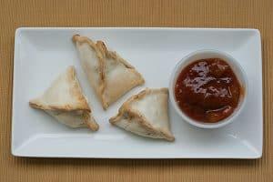 Chicken Samosas | www.tasteandtellblog.com