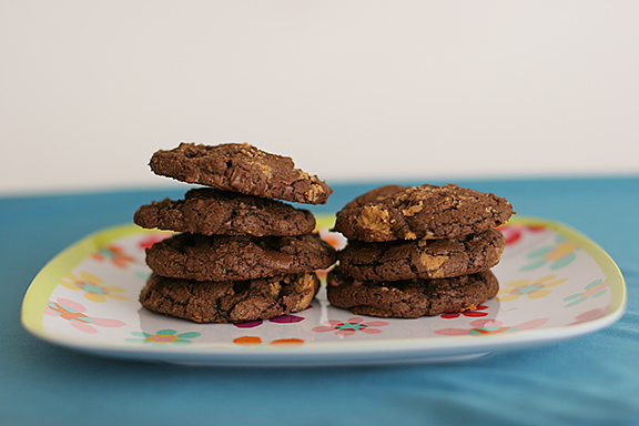 Make Ahead Meals for Busy Moms Giveaway and Chocolate Peanut Butter Cup Cookies