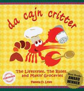 Da Cajn Critter Cookbook Review | www.tasteandtellblog.com