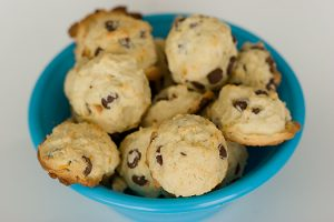 Orange-Chocolate Chip Cookies | www.tasteandtellblog.com