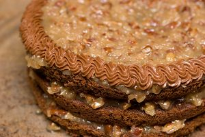 German Chocolate Cake | www.tasteandtellblog.com