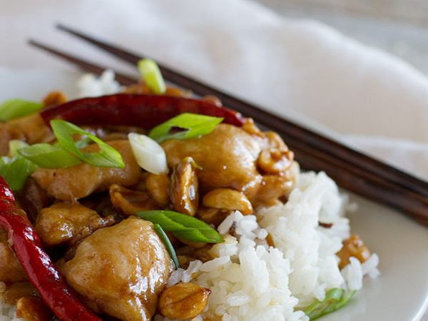 Make your own take out - Kung Pao Chicken Recipe